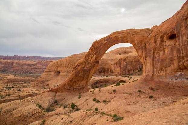 Corona Arch, Moab Utah