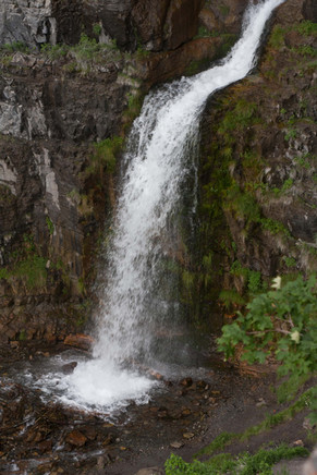 Stewart Falls, near Sundance Resort, Utah