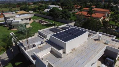 Energia solar Elizabete