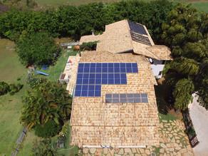 Energia solar Fábio