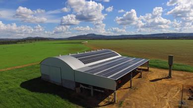Sistema Energia Solar Rural Geraldo