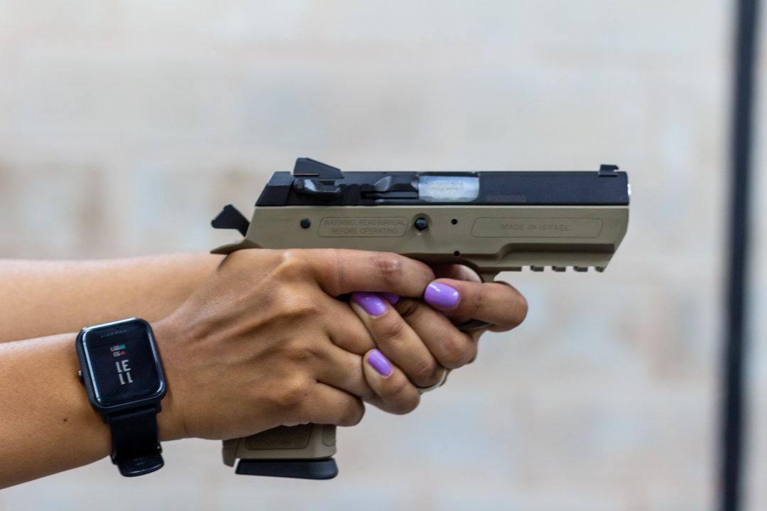 Operador de Pistola