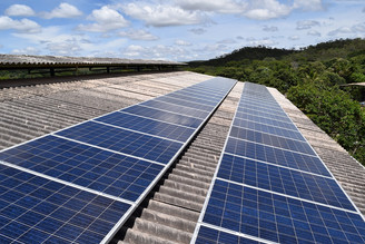 Sistema Energia Solar Rural