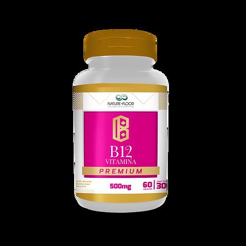B12 Vitamina Premium 500mg 60cps