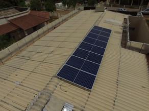 Energia Solar Mirian