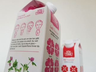 乳製品好き必見!ノルウェーのミルク事情