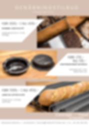 Genåbningstilbud for bagerier, caféer, restauranter og catering