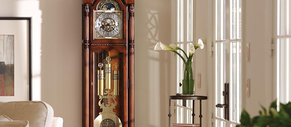 king arthur grandfather clock manual