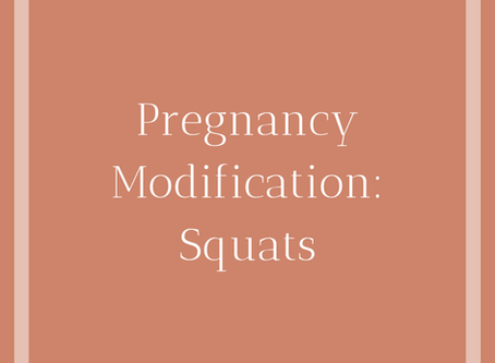 Can You Squat During Pregnancy?