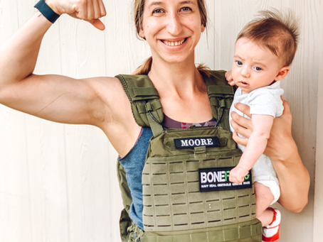 A Guide to Murph for the Pregnant and Postpartum Athlete