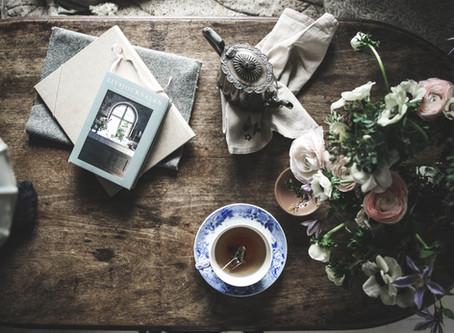Te, tankar, jobb och en tid för planering.