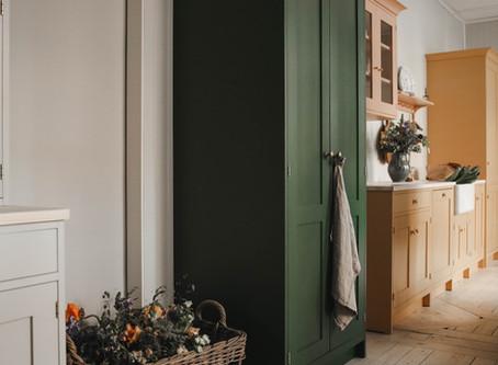 Förälskad i ett kök- Cupboards & Goods