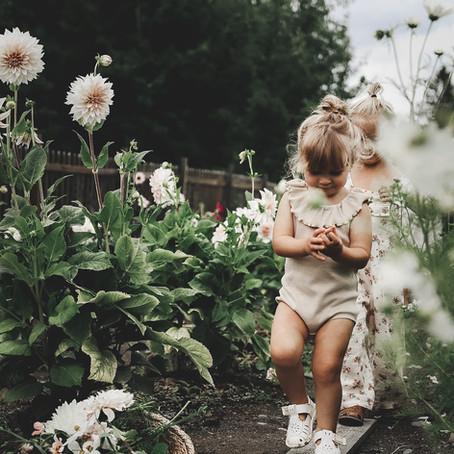 Mina blomster