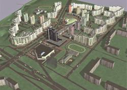 Новосибирск микрорайон Светлый 0