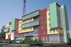 Бизнес-центр, Новосибирск