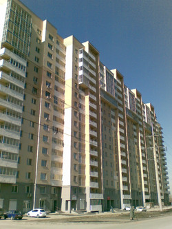 Фасад по ул.Толстого