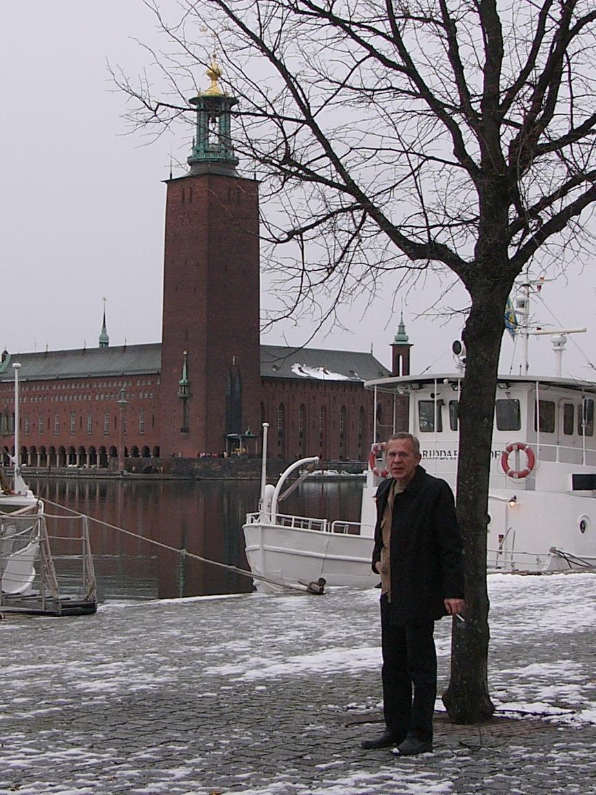 Наш ГАП в Стокгольме
