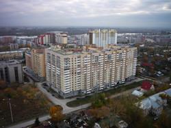 16-этажный дом в Новосибирске,