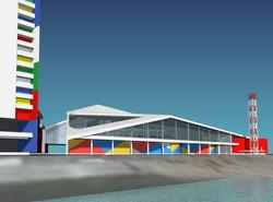 Аквапарк Хоккей и теннис 002