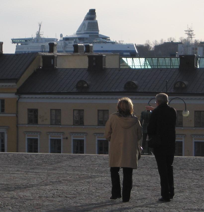 Наш ГАП в Хельсинки