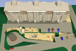 Жилой дом по ул.Танковой