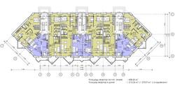 План 1 этажа дома №1