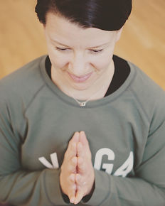 Anna Björklund namaste Yoga i Lomma (bheka.se)