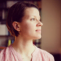 Anna Björklund porträtt Yoga i Lomma (bheka.se)