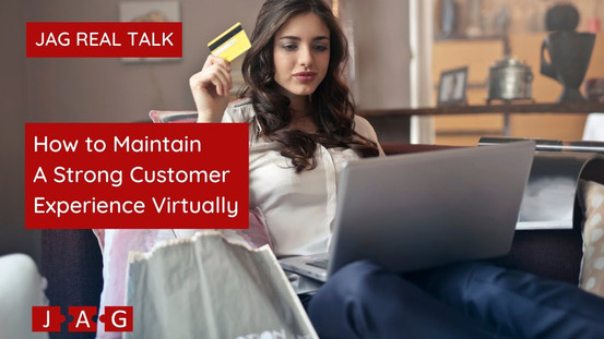 How To Stay Connected To Customers Virtually?