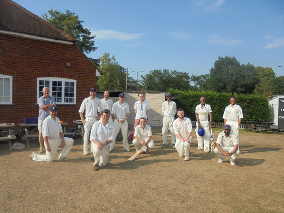Bell & Nag excel in the heat at Chobham