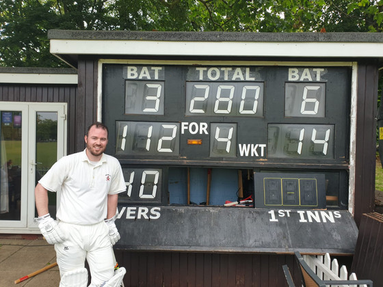 Maiden ton for Chris Smith in Kew win