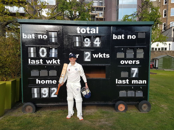 Report: Hillyard hundred at HAC