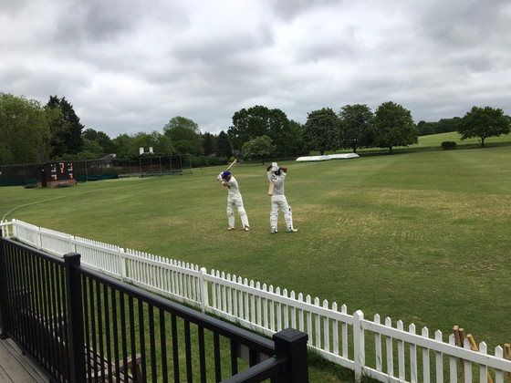 Exciting victory at Amersham
