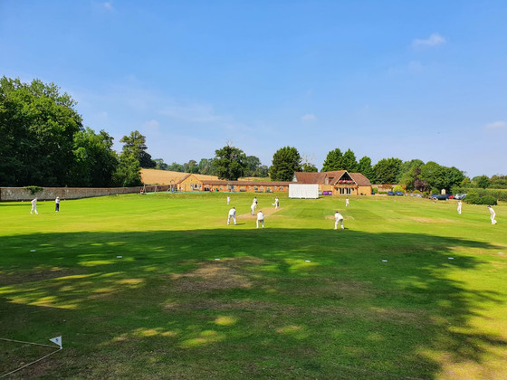 Defeat in the Greenslade memorial match at Eversholt