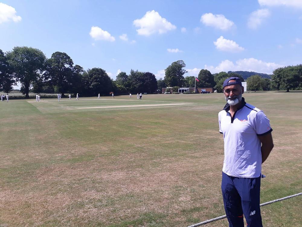Adnan Mohammed at Warnford