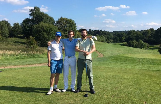 Hillyard masters golf course & Mohammed
