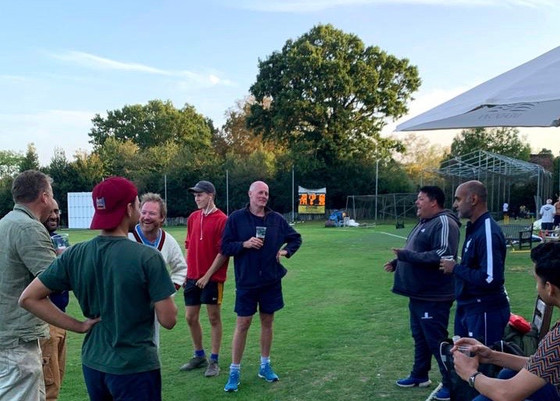 Shortened season ends with Totteridge win