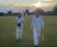 Alex Smith's half-century salvages draw at Chingford