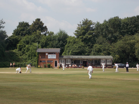 Report: A ton, 7-for & hat-trick in win at LCC
