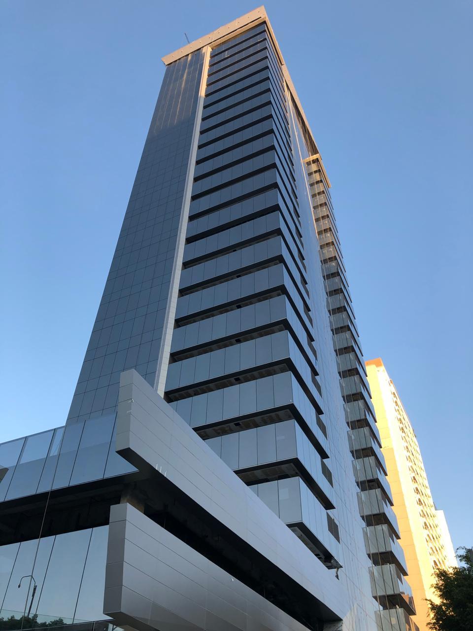 Apogge - Fachada Rua Castilho