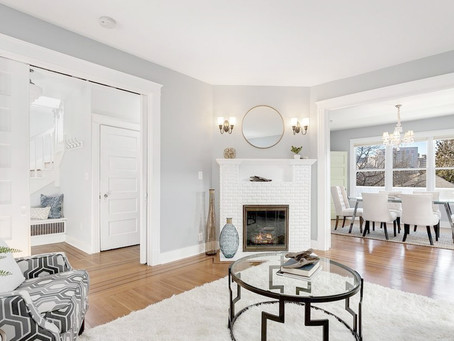 Historic Central District home with so much character!