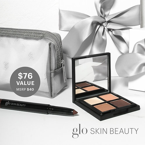 Glo Skin Beauty Warm Smokey Eye Kit