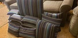 Indoor/Outdoor Upholstery