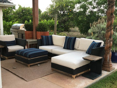 Indoor/Outdoor Upholstery