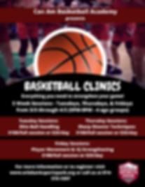 Can Am Basketball Academy Basketball Cli