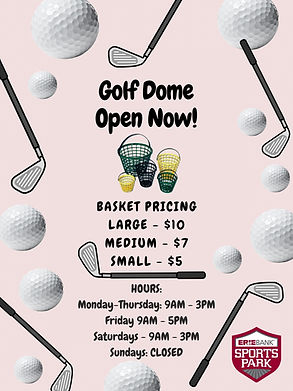 Golf Dome Open Now!.jpg