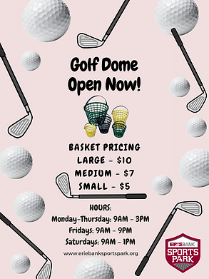 Golf Dome Open Now!(1).png