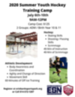 2020 Summer Youth Hockey Training Camp.p