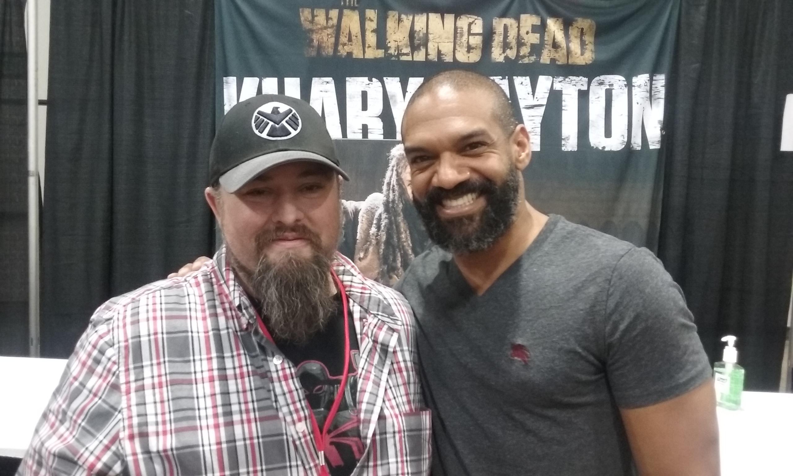 KHARY PAYTON Walking Dead King