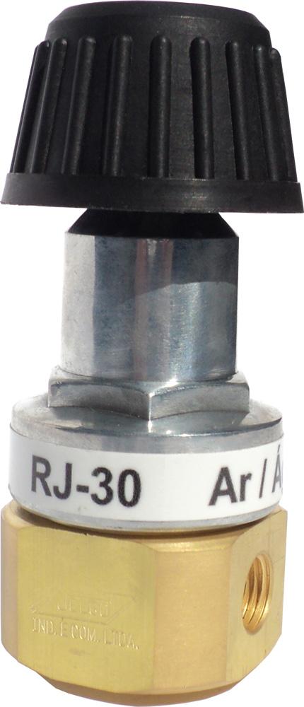 Regulador de Pressão Ar/Água RJ-30